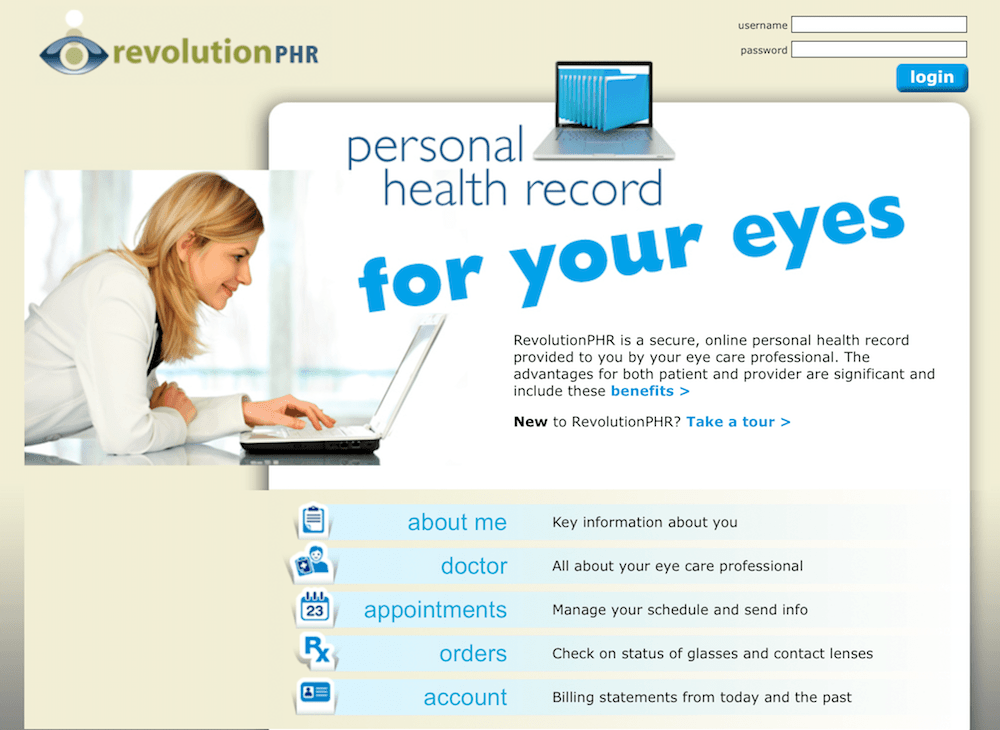 patient-portal-website-eye-care