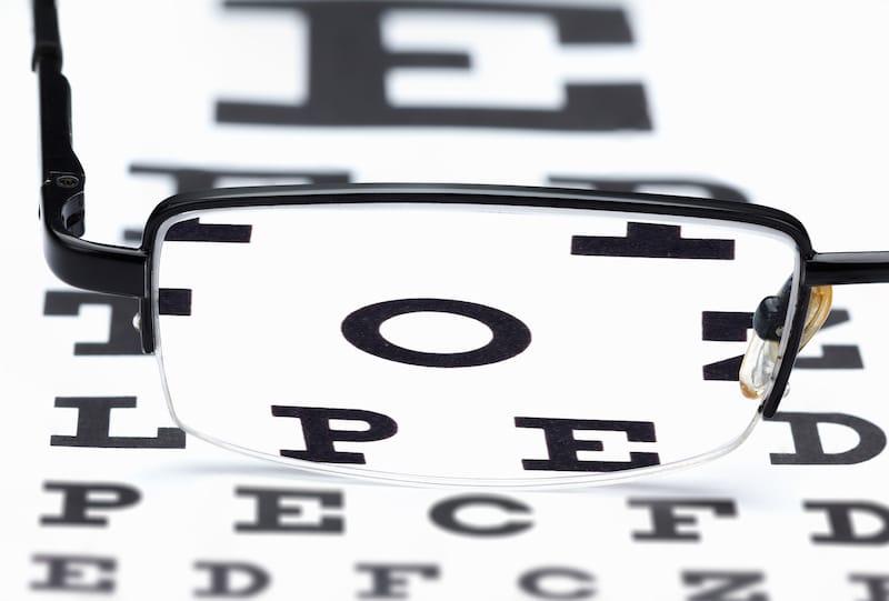 Presbyopia Eye Chart Ryczek Eye Associates St Petersburg Florida