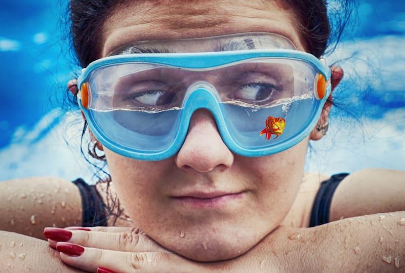 Can Pool Chlorine Damage My Eyes Vision St Petersburg